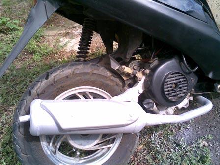 Двигатель мото